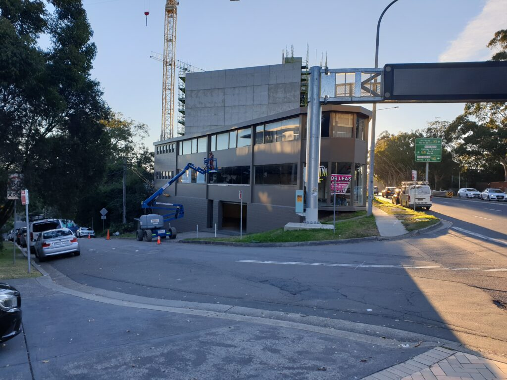 Commercial Painting Contractors Sydney
